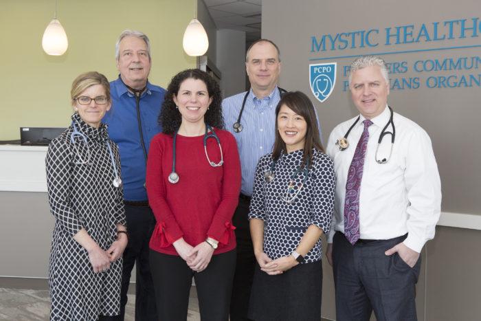 Mystic Healthcare | Partners Community Physicians